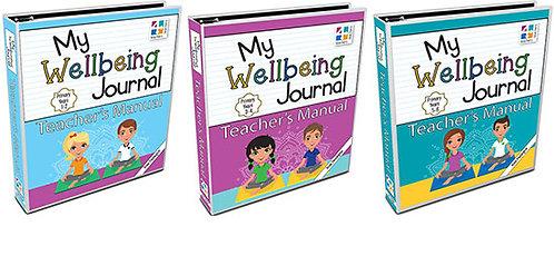My Wellbeing Journal Teachers Manual
