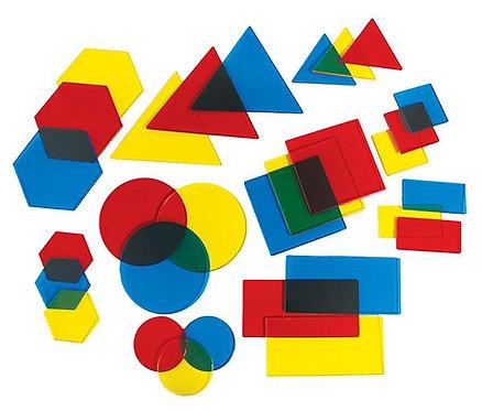 Vu Thru Attribute Blocks