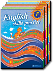 English Skills Practice Student Book A-F