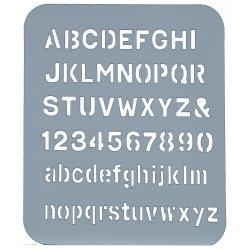 Lettering Stencil