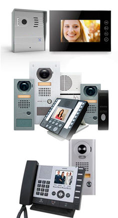 Home and Commercial Audio Video Intercom Systems