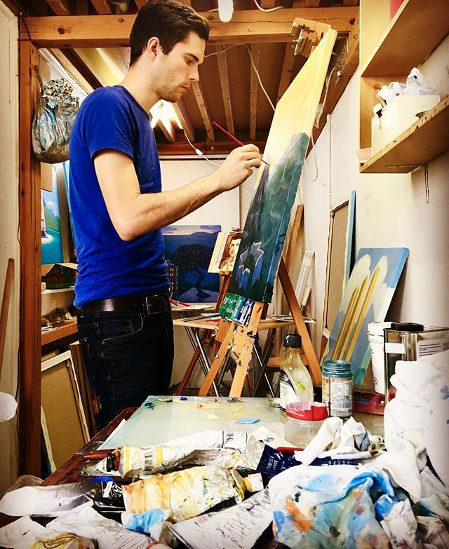 I have been working hard in my studio in Fotan, Hong Kong. Its an industrial area about 40 minutes out of the city and provides spaces for plenty of Hong Kong artists and designers in the highly dense and expensive city.
