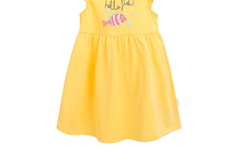 Платье ПЛ243 Бемби-