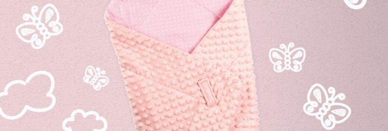 Конверт-одеяло КН33 little angel-