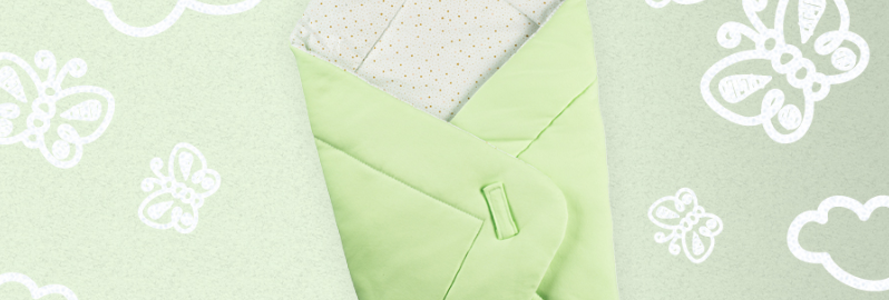 Конверт-одеяло КВ31 little angel-