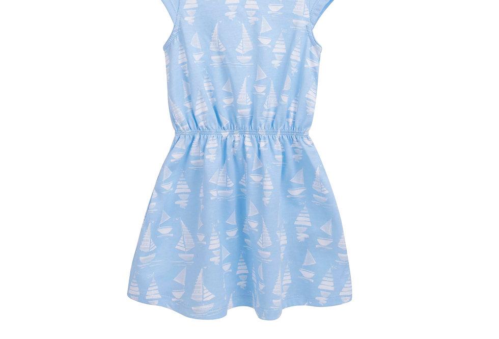 Платье ПЛ244 Бемби (В)