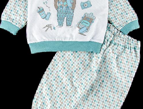 Пижама 3АК170Ф