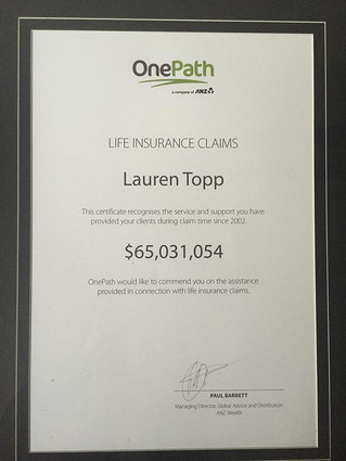 Insurance pays – so it pays to be covered!