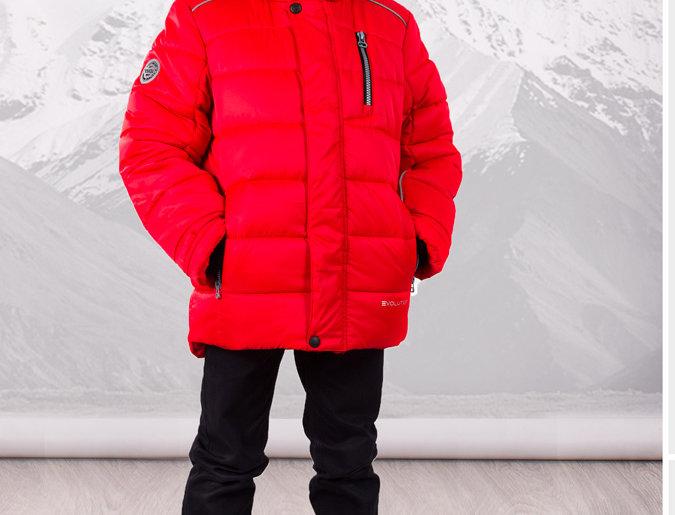 Куртка 43-01-ЗМ-16 Evolution (В)