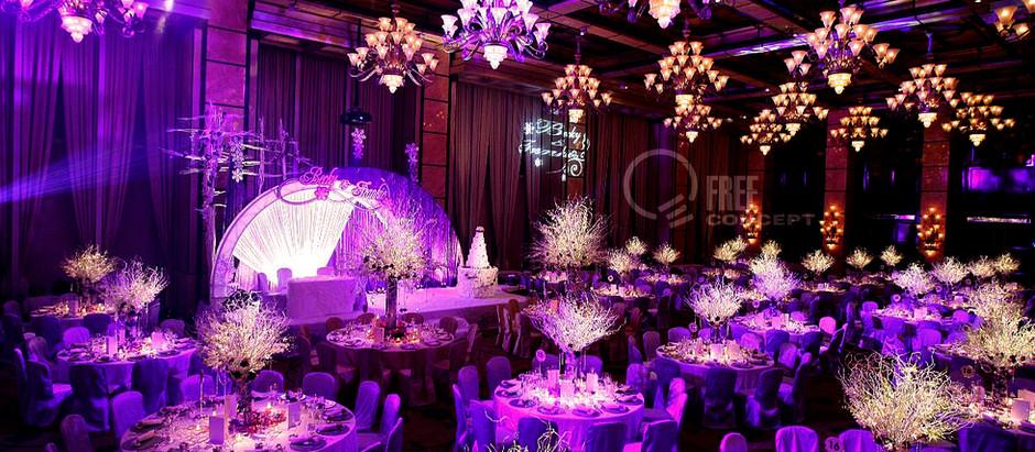 婚禮佈置 | Four Seasons 四季酒店
