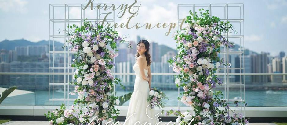 星級場地佈置. 最佳風格 | Free Concept Wedding Decoration
