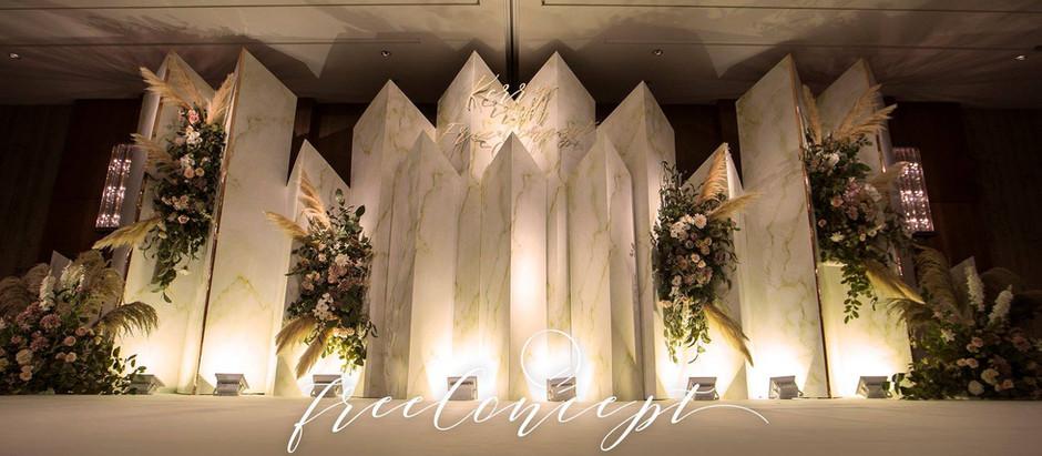 Kerry Hotel Wedding Fair | Your Urban Wedding Oasis | Free Concept Wedding Decoration