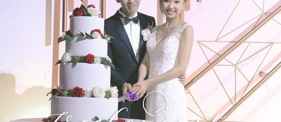 Rikko and Phil Wedding Reception | W Hong Kong
