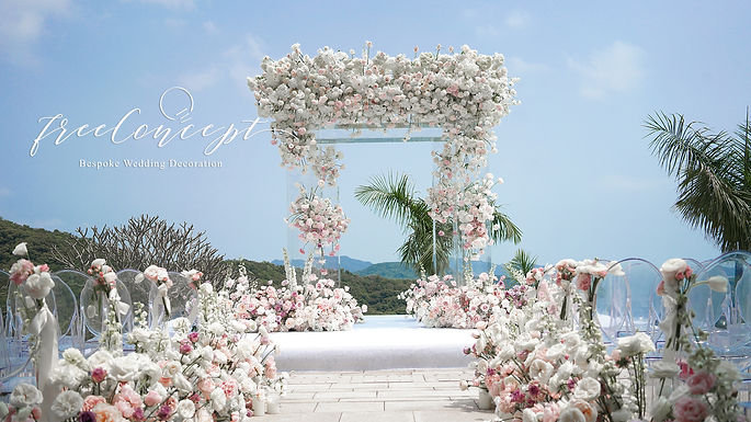 """""""婚禮佈置"""" """"場地佈置""""""""free concept"""" """"Wedding"""" """"wedding decoration""""""""decoration""""""""ceremony""""""""wedding arch""""""""wedding backdrop"""" """"outdoor wedding""""""""wedding hong kong"""""""