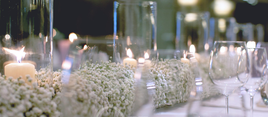 婚禮佈置 Wedding Decoration   The Country Club 鄉村俱樂部