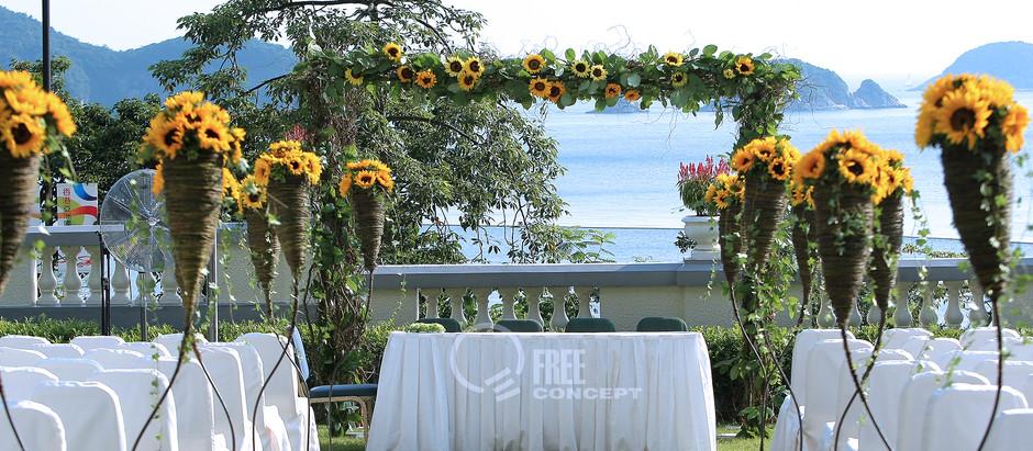 戶外婚禮 Outdoor Wedding | The Repulse Bay