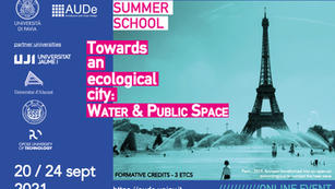 Towards an ecological city: Water & Public Space