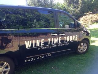 Mornington Peninsula Wine Tours with Wine Time Tours
