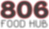 806 Food Hub Dark Text Logo.png