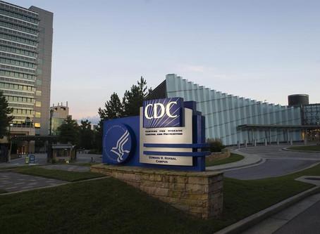 CDC - CENTRO PARA CONTROLE E PREVENÇÃO DE DOENÇAS ALERTA PROFISSIONAIS DA SAÚDE