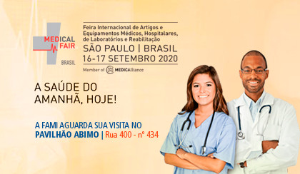 FAMI na Medical Fair Brasil 2020