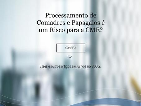 PROCESSAMENTO DE COMADRES E PAPAGAIOS É UM RISCO PARA A CME?