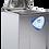 Thumbnail: Lavadora Desinfetadora de Comadres e Recipientes Clinox 3A AUTO