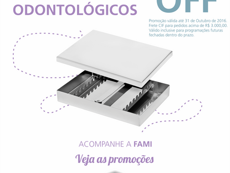 PRODUTOS ODONTOLÓGICOS OFF