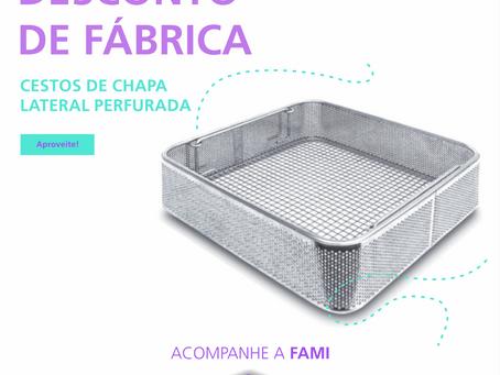 DESCONTO DE FÁBRICA