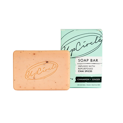 Cinnamon & Ginger Chai Soap Bar