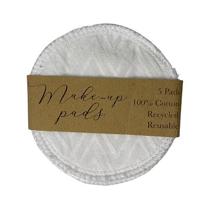 Geometric Detail Cotton Pads