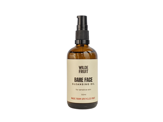 Bare Face Cleansing Oil & Makeup Remover