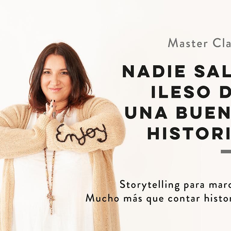 NADIE SALE ILESO DE UNA BUENA HISTORIA - Diciembre