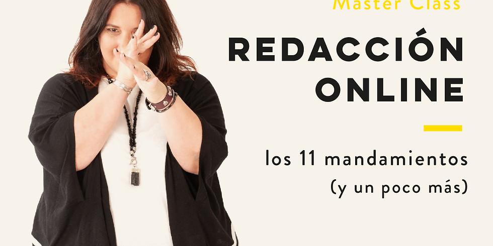 REDACCIÓN ONLINE  - Noviembre