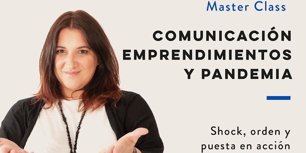 COMUNICACIÓN, EMPRENDIMIENTOS Y PANDEMIA