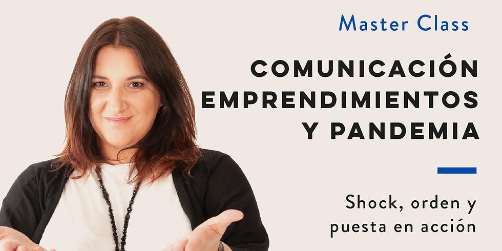 COMUNICACIÓN, EMPRENDIMIENTOS Y PANDEMIA.