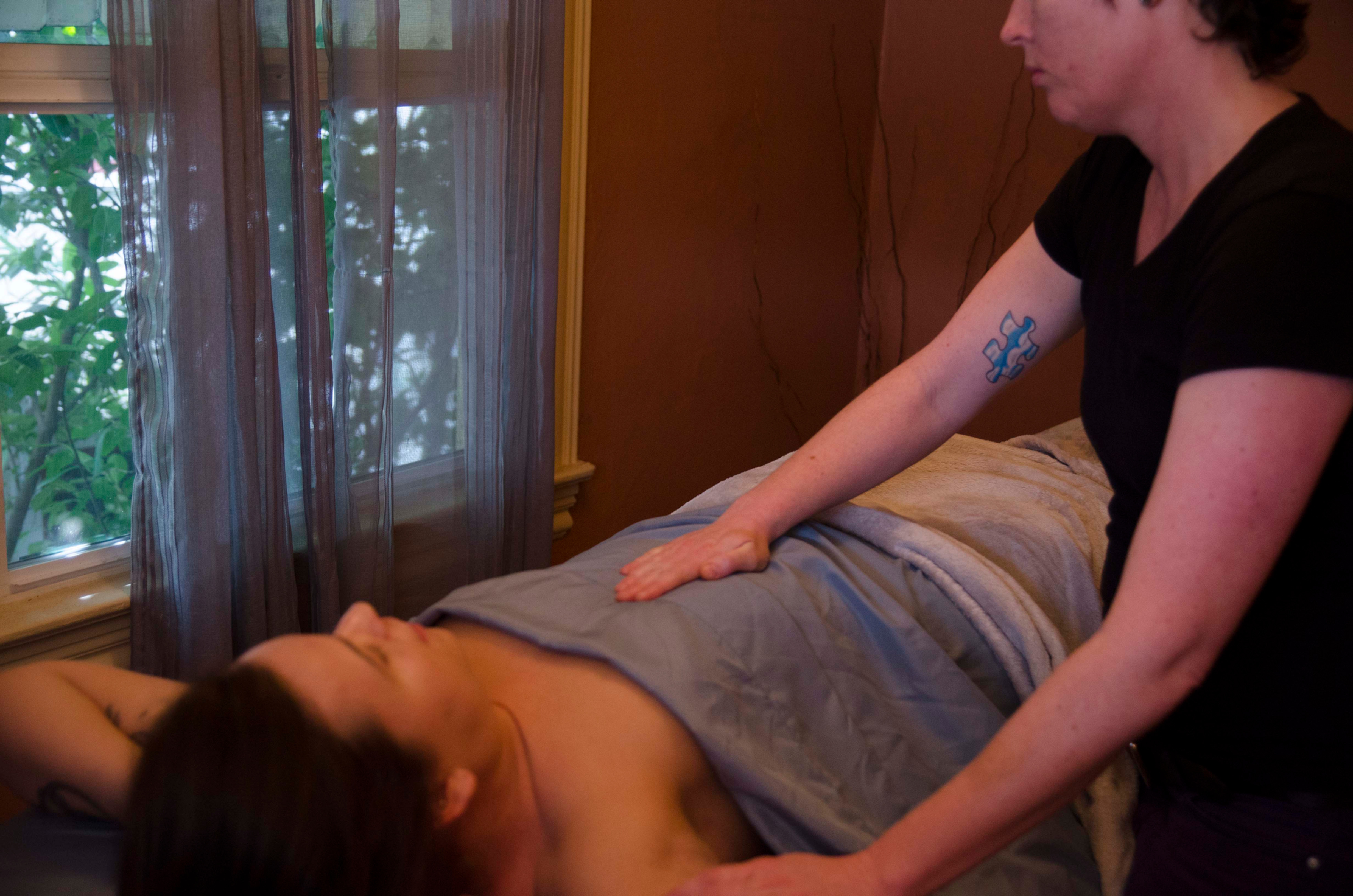 Amma Therapy Intake/ 90 min deluxe