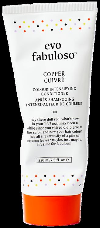 Evo Fabuloso Copper Colour Enhancing Conditioner - 220ml
