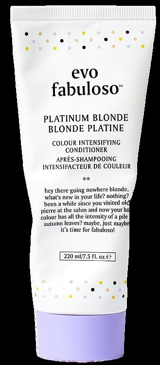 Evo Fabuloso Platinum Colour Enhancing Conditioner - 220ml