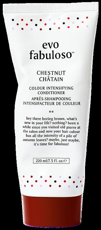 Evo Fabuloso Chestnut Colour Enhancing Conditioner - 220ml