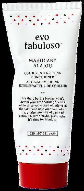 Evo Fabuloso Mahogany Colour Enhancing Conditioner - 220ml