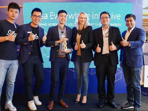 Silot awarded Overall Winner of VISA Everywhere Initiative & Global Accelerator Program
