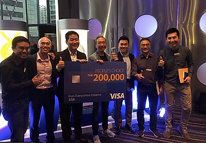 Silot wins Audience Choice Award at Visa's Everywhere Initiative
