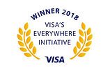 VISA's Everywhere Initiative, Winner 2018