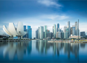 Singapore Provides 'Springboard' To Asian Markets For FinTech
