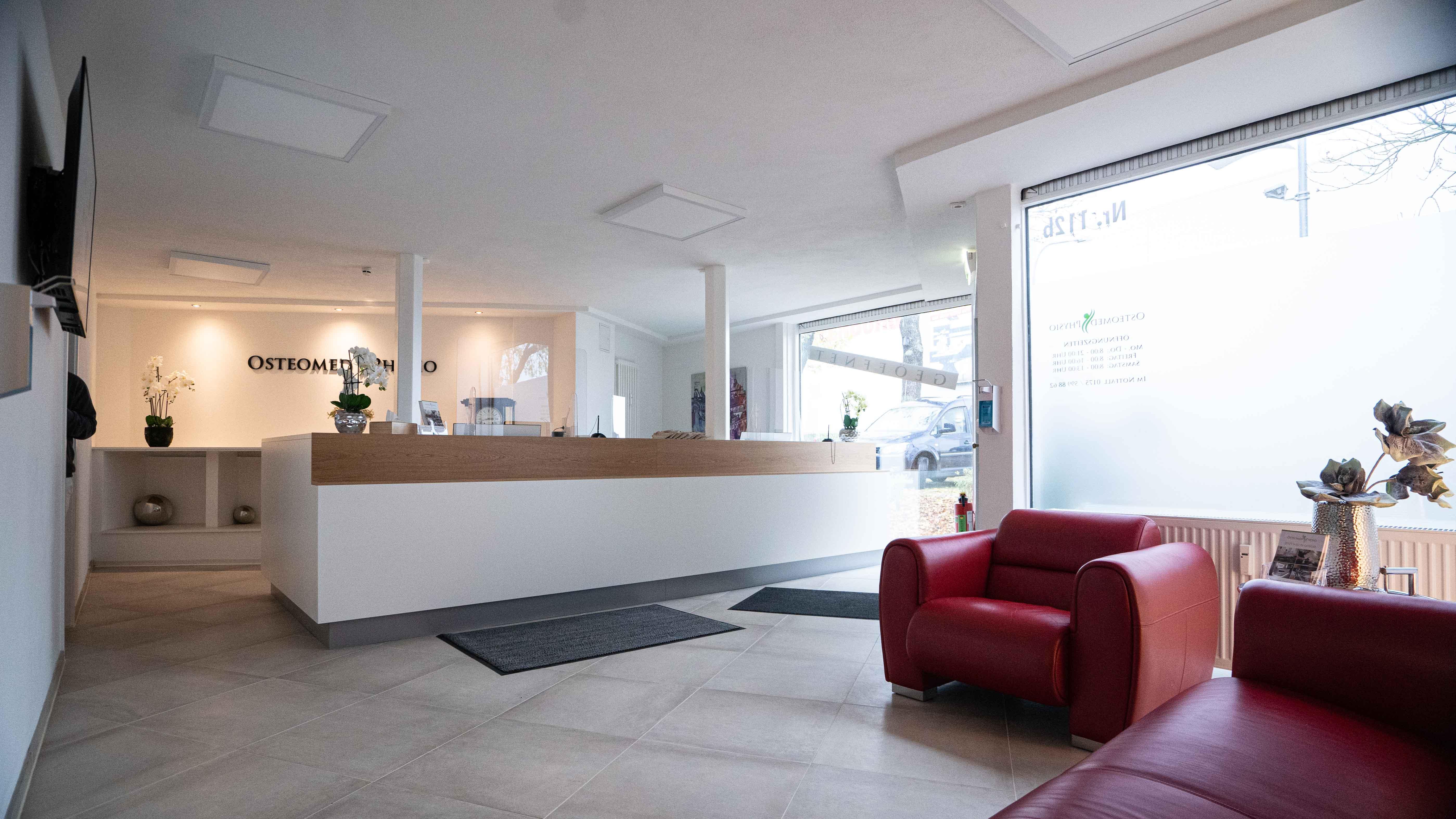 Unsere Praxis in Goslar ist geöffnet!