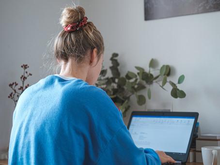4 Übungen für's Home Office