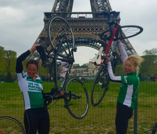 London to Paris Cycle Ride 2016