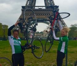 London to Paris Cycle Ride 2016