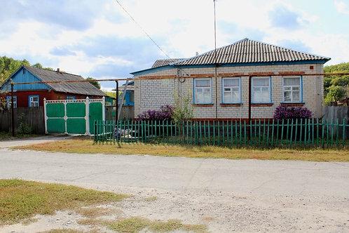 Дом в п. Прибрежный Новооскольского района Белгородской области